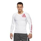 Reebok CrossFit Compression Trainingsshirt Herren Größe L