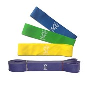 Suprfit Strength & Miniband Powerband Set (Lila)