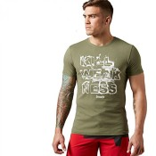 Reebok CrossFit Herren T-Shirt Kill Weakness CanGre L