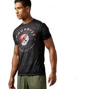 Reebok CrossFit Herren T-Shirt Skull Tee black XL
