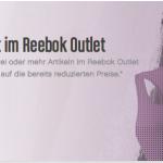 25% Rabatt bei Reebok